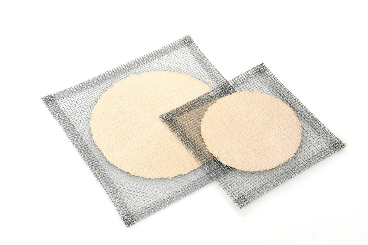siatka z wkładem ceramicznym